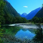 Clinton Valley New Zealand