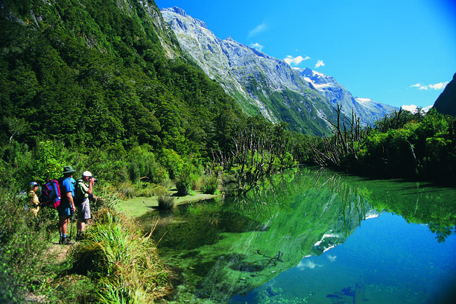 Image result for milford trek