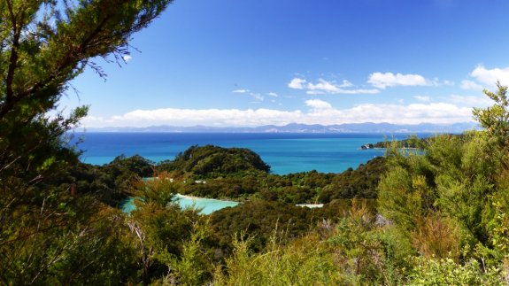 Hiking the Abel Tasman National Park Great Walk