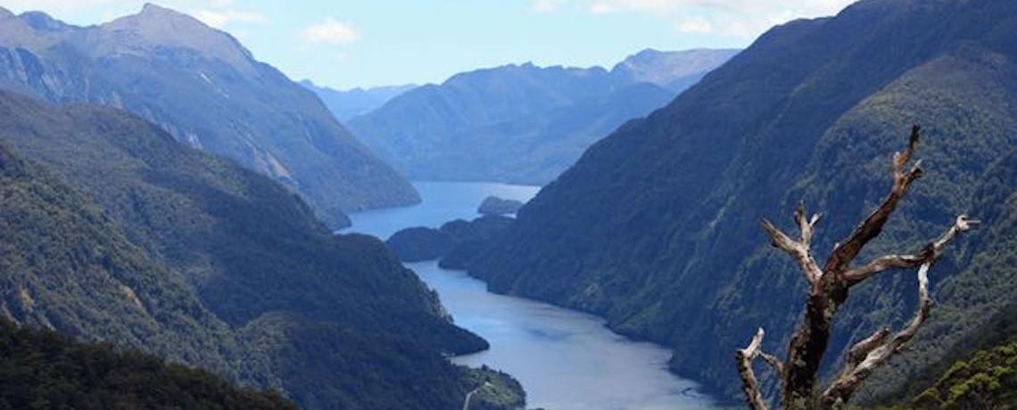Doubtful Sound, Fiordland