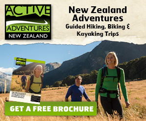 Active Adventures New Zealand