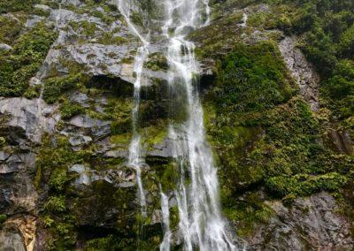 Stunning Waterfalls During Rain