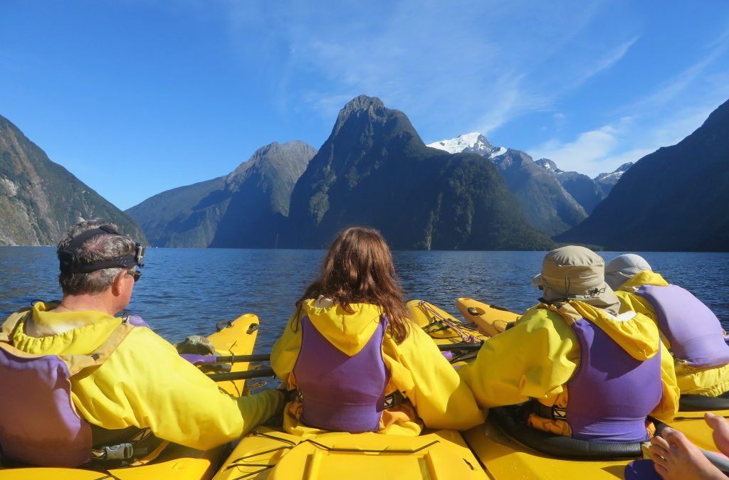 Different Perspectives of Milford Sound